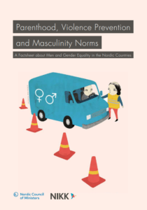 Cover for Parenthood, violence prevention and masculinity norms