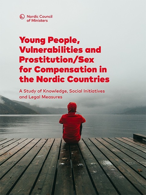 Cover for Young people, vulnerabilities and prostitution