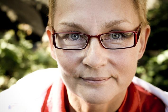 Maria Grönroos, co-ordinator for the Nordic research initiative Photo: Ragnhild Fjellro