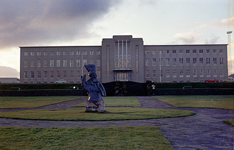 Islands universitet