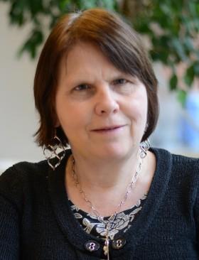 Ann Jönsson. Press photo