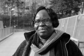 Dolly Anek Odwong. Photo: Kvinna till kvinna