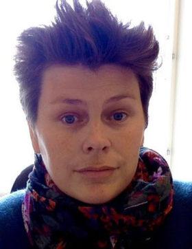 Bodil Formark, PhD in history and coordinator for FlickForsk! at Umeå University.