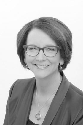 Julia Gillard. Press photo