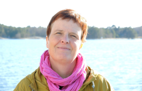 Mia Hanström. Press photo